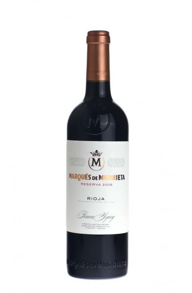 Marques de Murrieta Reserva 2012