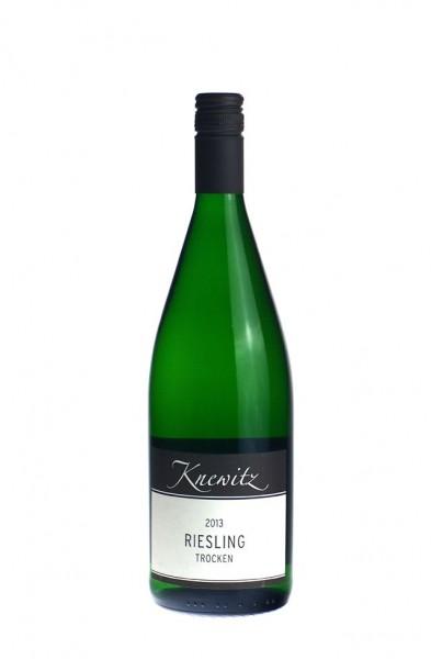 Knewitz Riesling Liter trocken 2015