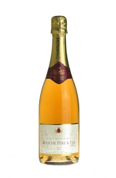 Bouche Champagner Cuvee Rose Brut