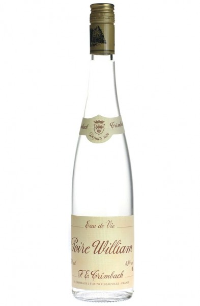 Trimbach Eau de Vie Poire William 0,70 l