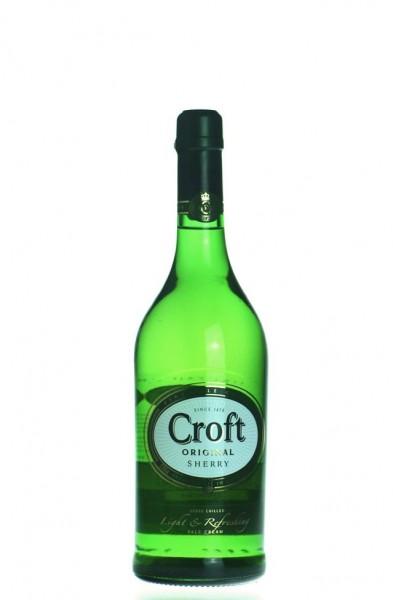 Croft Original Sherry Cream 17.5% Gonzales Byass