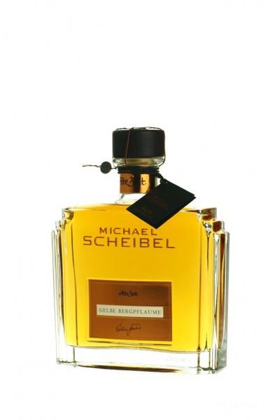 Scheibel Alte Zeit Gelbe Bergpflaume 44% 0.70l