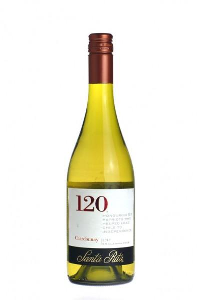 Santa Rita 120 Chardonnay 2016