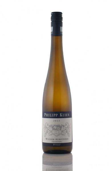Philipp Kuhn Weißer Burgunder Tradition