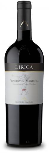 Produttori Vini Manduria Lirica Primitivo di Manduria DOC
