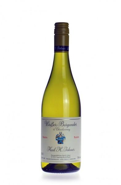 Johner Weißburgunder & Chardonnay 2017