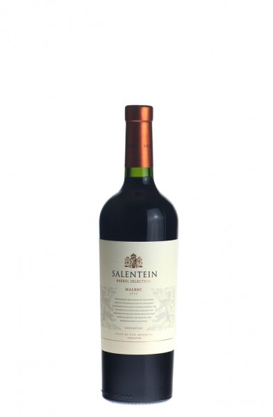 Bodegas Salentein Malbec Barrel Selection 2014