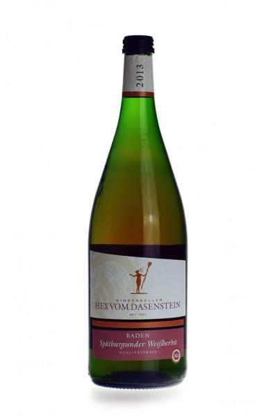 Hex vom Dasenstein Spätburgunder Weißherbst Liter mild 2014