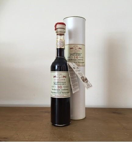 Leonardi Condimento Balsamico di Modena IGP 10 Travasi 250ml Geschenkdose
