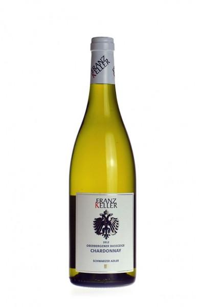 Franz Keller Oberbergener Baßgeige Chardonnay QbA trocken 2015