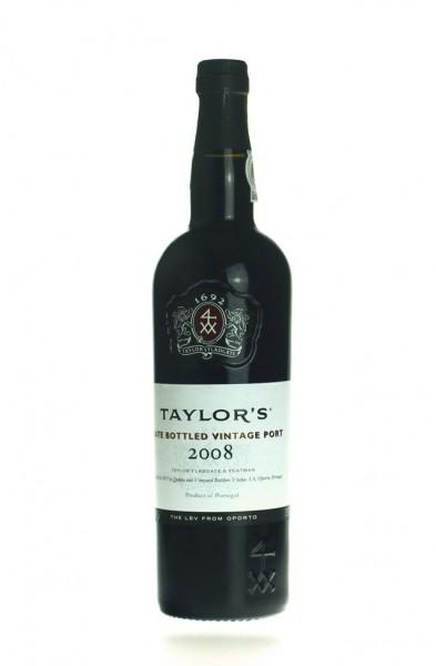 Taylors Portwein Late Bottled Vintage 2010