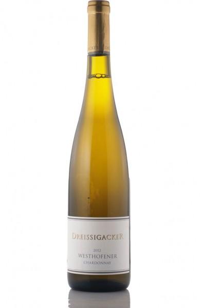 Dreissigacker Westhofener Chardonnay QbA 2016