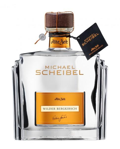 Scheibel Alte Zeit Wilder Berg Kirsch klar, 0,7 l