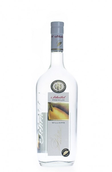 Scheibel Premium Williams-Christ Birnen-Brand 0,7 l