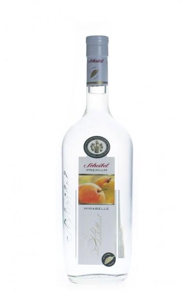 Scheibel Premium Mirabellen - Brand 0,7 l