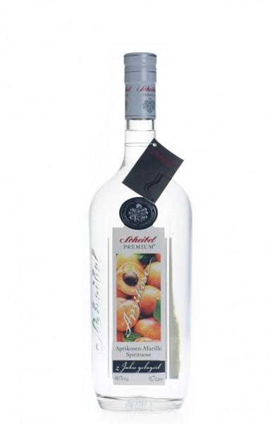 Scheibel Premium Aprikosen Brand 0,7 l