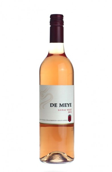 De Meye Estate Shiraz Rose 2016