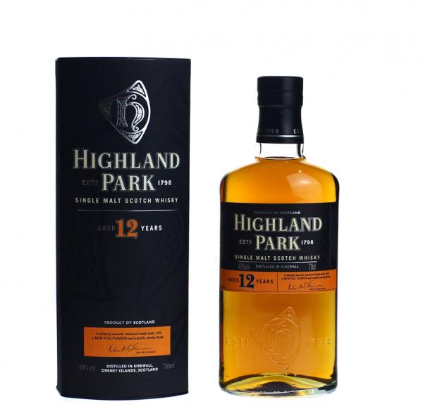 Highland Park 12 Years Single Malt 0.70l